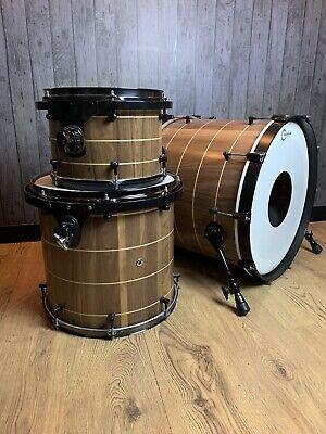 Stunning Custom Drum Kit Shell Pack #237