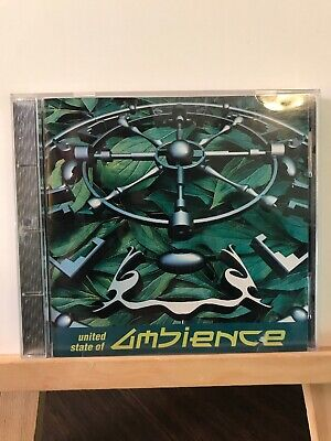 United State of Ambience, Vol. 1 by Various Artists (CD, 1994, Moonshine (United States Of Ambience)