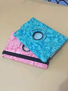 2 iPad 4 mini covers (1 blue and 1 pink $50 for both) Gosnells Gosnells Area Preview