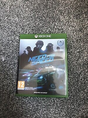 Need for Speed (Microsoft Xbox One, 2015) BOUGHT SECOND HAND BEFORE