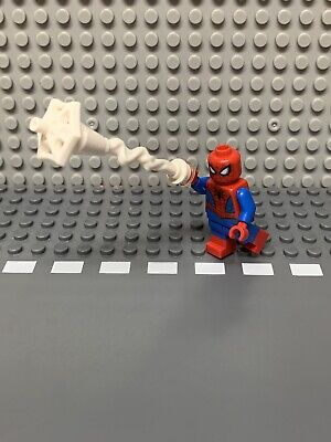 100% NEW LEGO Marvel Super Hero SPIDER-MAN MINIFIGURE from 76114, 76113