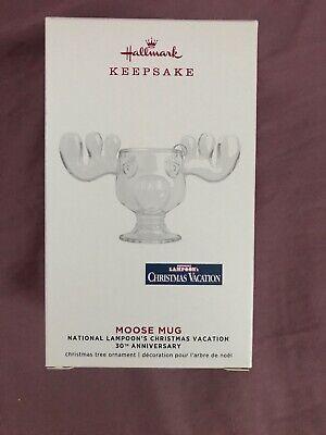 2019 Hallmark Keepsake National Lampoon's Christmas Vacation Moose Mug Ornament ()