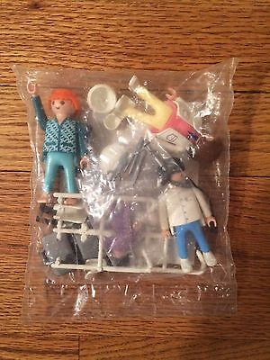 Playmobil 7920 Hospital Group Figures New in Bag! Very Hard to Find!