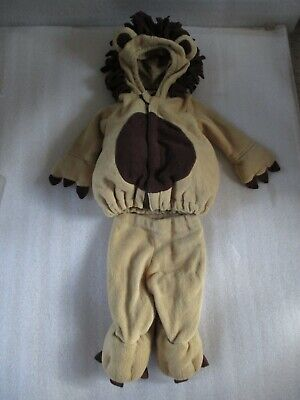 12 Month Old Girl Halloween Costumes (Old Navy Infant Baby Boys Girls Plush Halloween Costume 2Pc Lion Size 6-12)