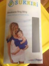 baby carrier sukkiri ring sling Redcliffe Belmont Area Preview