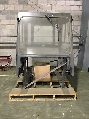 Hyster Forklift Cab Enclosure Model 1441-10 Fits Hyster H 110 Fork Lift