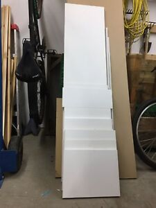 """3/4"""" MDF Boards Painted and Unpainted"""