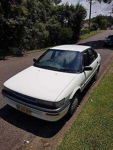 CHEAP 1992 Toyota Corolla Hatchback Charlestown Lake Macquarie Area Preview