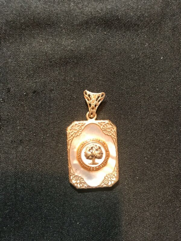 National Congress Of Parents And Teachers 1897 Pendant