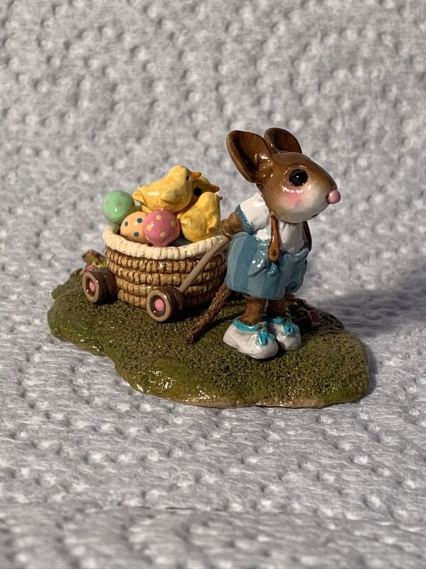 Wee Forest Folk Chock Full of Chicks, limited to two months in 2012