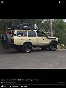 1984 Toyota LandCruiser Wagon Ringwood North Maroondah Area Preview