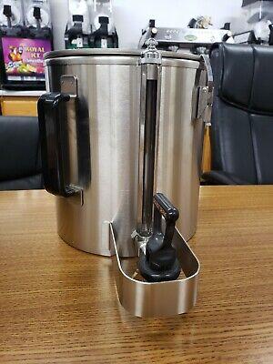 Fetco 1.5 Gallon Hbd Luxus Thermal Coffee Dispenser Server