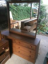 Dresser and bed head matching Bundoora Banyule Area Preview