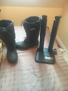 Baffin boots and dryer