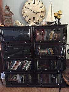 Barrister bookcases