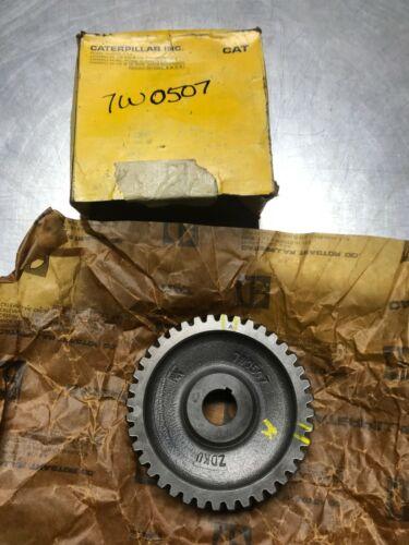 7W0507  GENUINE CAT  OIL PUMP DRIVE GEAR   40 TEETH  Caterpillar  7W-0507