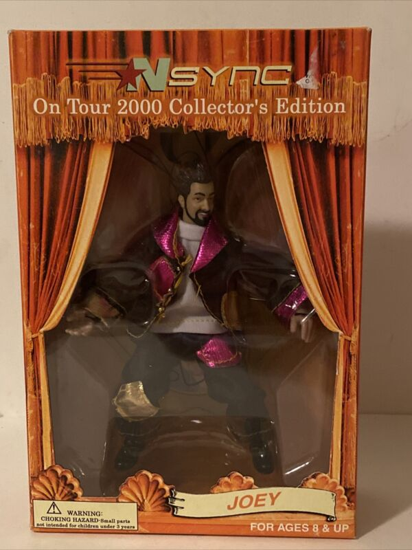 2000 NSYNC On Tour Collector