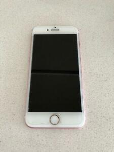 iPhone 7 Rose 256gb