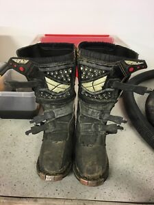 Fly Racing Motocross Boots
