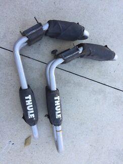 Thule kayak racks for roof rack