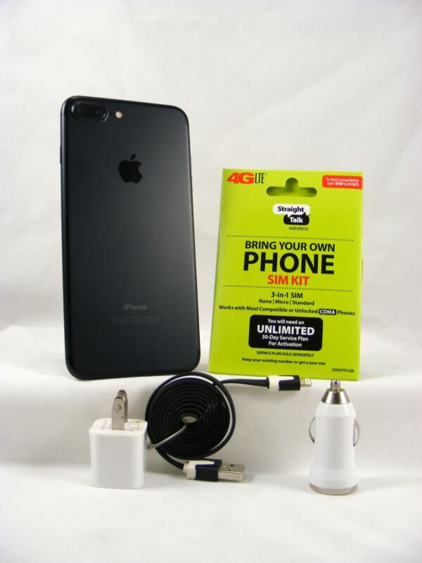 Apple iPhone 7 Plus-256GB Straight Talk/CDMA&GSM/Page Plus/Total