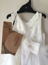 Stunning Flower Girl Dress - BRAND NEW -$40 Mount Pleasant Melville Area Preview