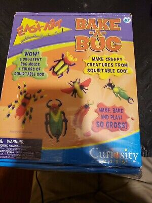Fun Crafts For Halloween ( Bake A Bug Curiosity Kits by action products make bake  bugs fun for Halloween)