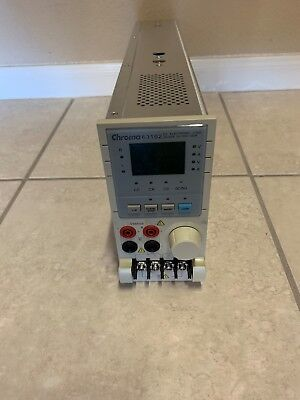 Chroma 63102 Dc Electric Load 2a20a - 16v80v - 100w