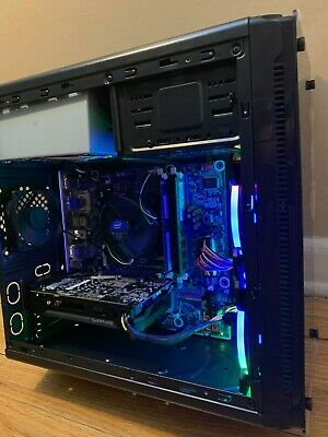 Gaming Desktop PC INTEL i5 1TB HDD GTX 1060 or BETTER 8GB RAM SUPER GAMING PC