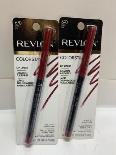 Revlon ColorStay Lipliner with SoftFlex, rose rose 655, 0.01