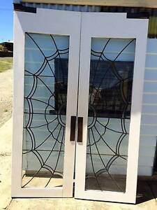 leadlight doors--lace pattern in leadlight Low Head George Town Area Preview
