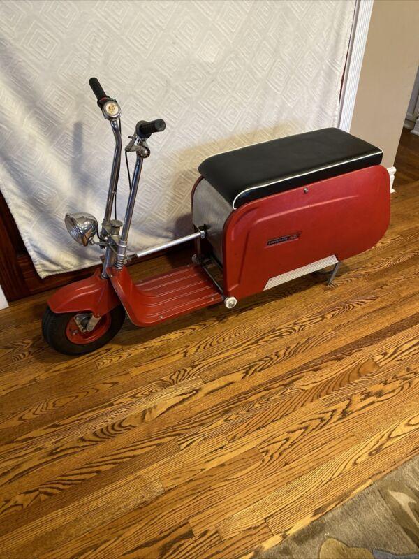 1960 Centaur folding Motor Electric  scooter