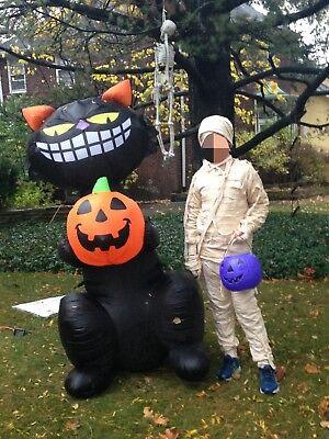 Mummy Custom Halloween Costume size 8-10