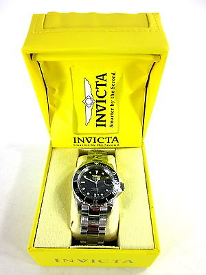 INVICTA MEN'S 9937 PRO DIVER COLLECTION COIN-EDGE SWISS AUTOMATIC WRISTWATCH NEW
