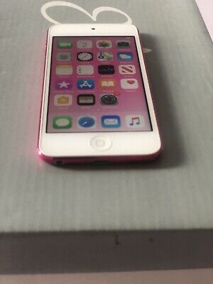Apple iPod touch 6th Generation Pink (32GB) A Few Marks On Back