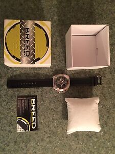 Breed Sanders Men's  Chronograph watch