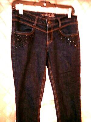WOMENS JUNIORS  SOUTH POLE DENIM JEANS PANTS SZ 7 $7 .99  7 Jeans Womens Juniors Pants
