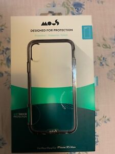 Mous Clear case IPhone XS Max