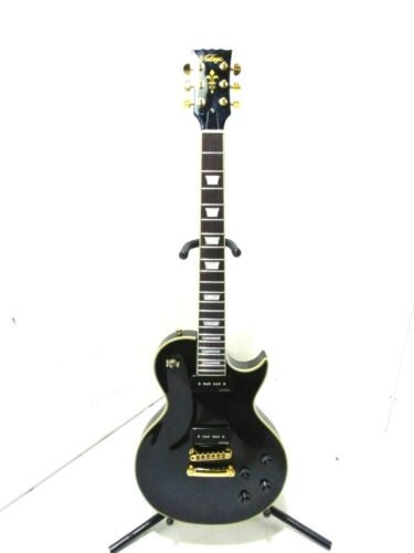 Vintage V100 Reissued W90, Gloss Black w/ Gold Hardware-DAMAGED- RRP £359