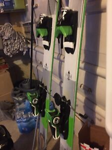 K2 Wayback 96 Skis with Boots and Bindings