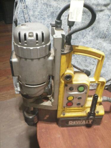 USED DEWALT MODEL DW159 MAGNETIC DRILL PRESS