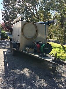 Tandem box trailer Warranwood Maroondah Area Preview