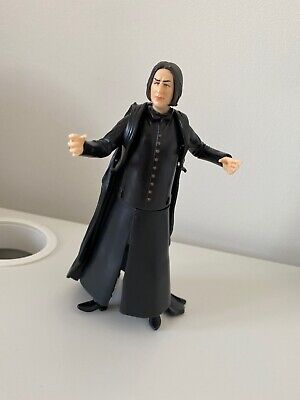 Harry Potter and The Philosophers Stone - Professor Snape Action Figure No Box comprar usado  Enviando para Brazil