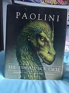 The Inheritance Cycle: Eragon (All books) Paolini