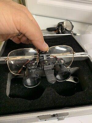 Orascoptic Dental Loupes 2.5 Magnifying Glasses
