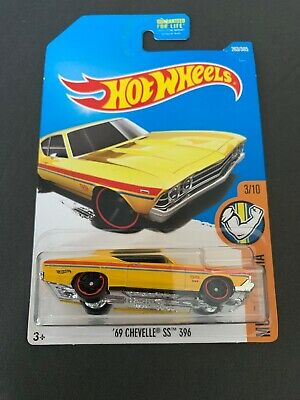 Hot Wheels / '69 Chevelle SS 396 / Muscle Mania / 3/10 263/365 DTY86-D9BOM