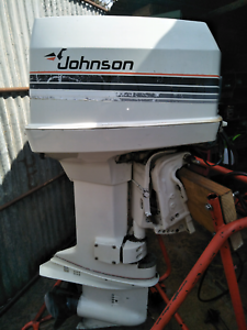 120 HP Johnson