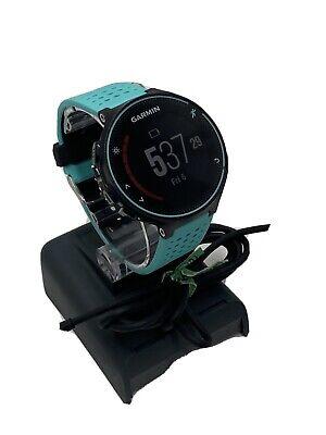Genuine Garmin Forerunner 235 GPS Watch Frost Blue B0657