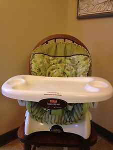 Fisher Price high chair ** SOLD PPU**