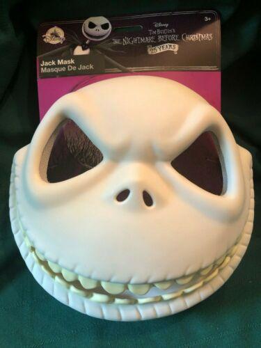 New Nightmare Before Christmas Jack Mask  3+